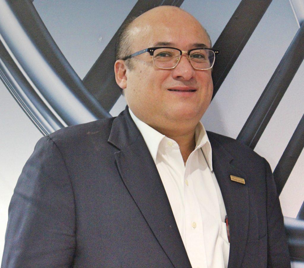 Horacio Astudillo, CEO de Nanopharmacia