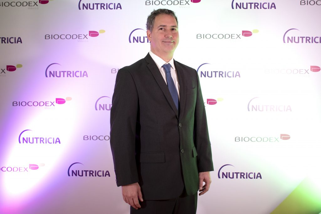 Nicolás Llorens, Country Manager México de Nutrición Especializada  en Danone Company
