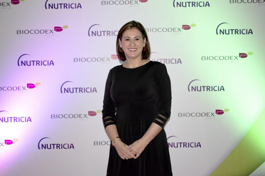 Doctora Sydney Greenawalt, pediatra del INP y vocera de esta línea de productos.