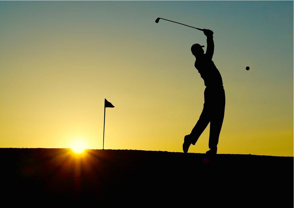 ¿Cuál es tu rutina en el golf?